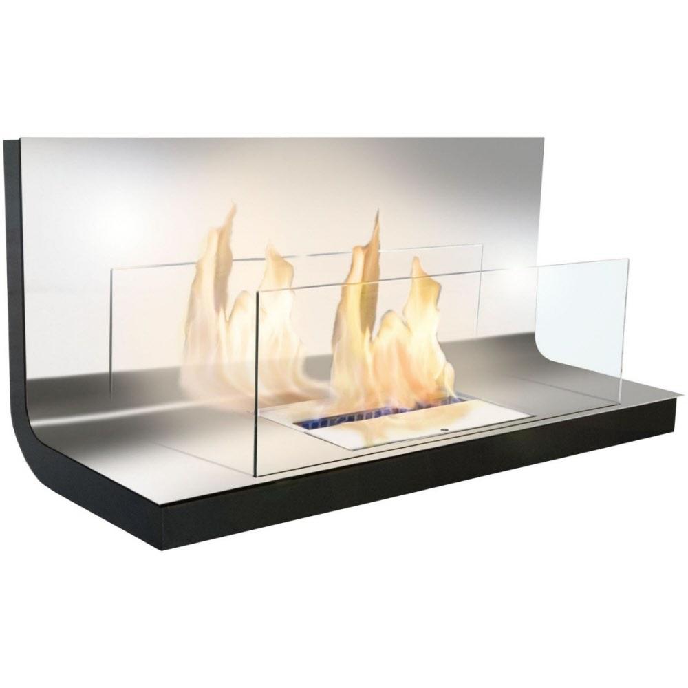 Designové krby Wall Flame I