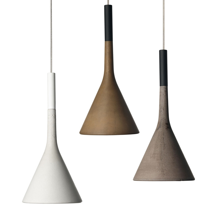Designová závěsná svítidla Aplomb