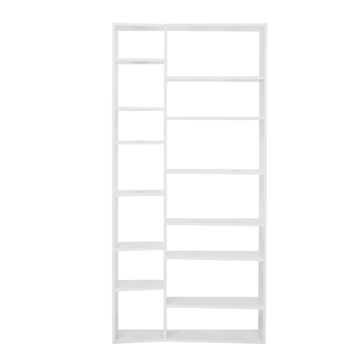 Designové knihovny Valsa