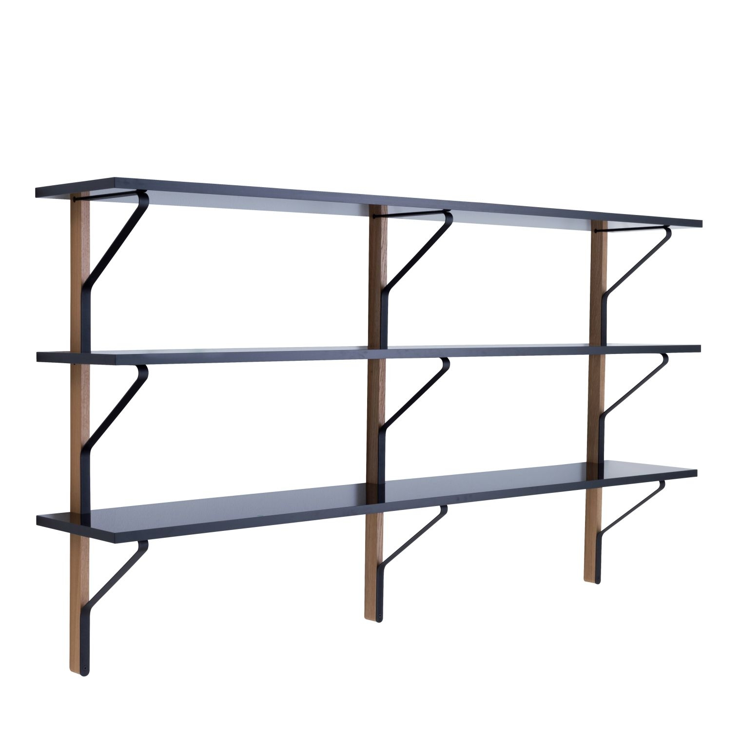 Designové nástěnné regály Kaari Wall Shelf