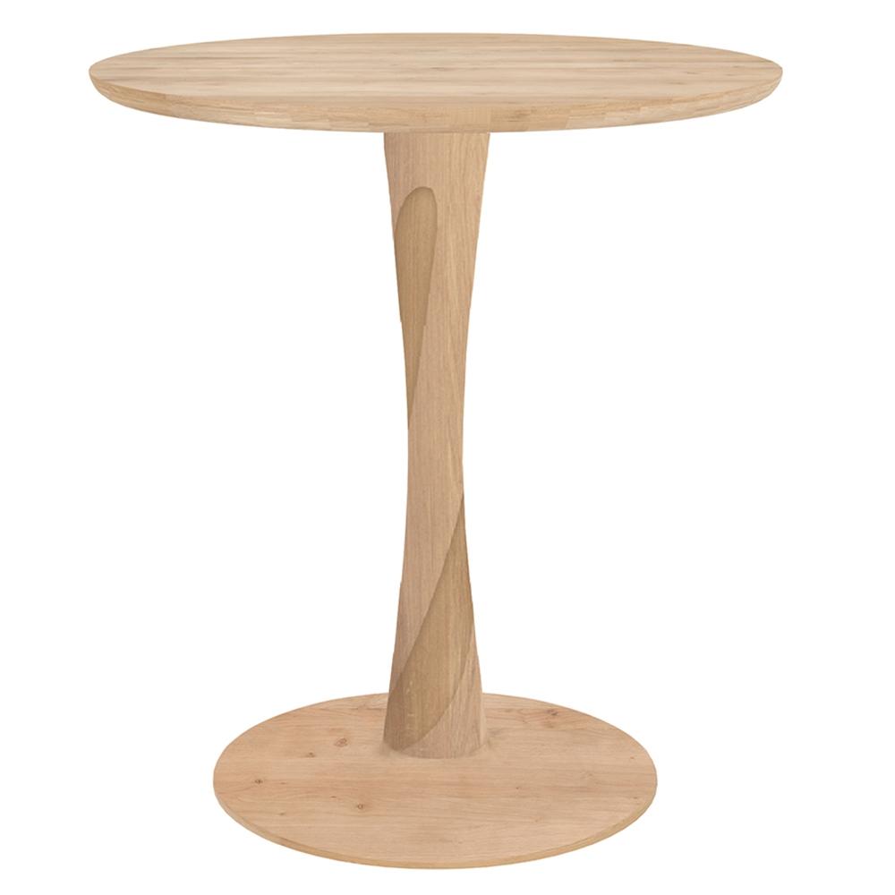 Designové jídelní stoly Torsion