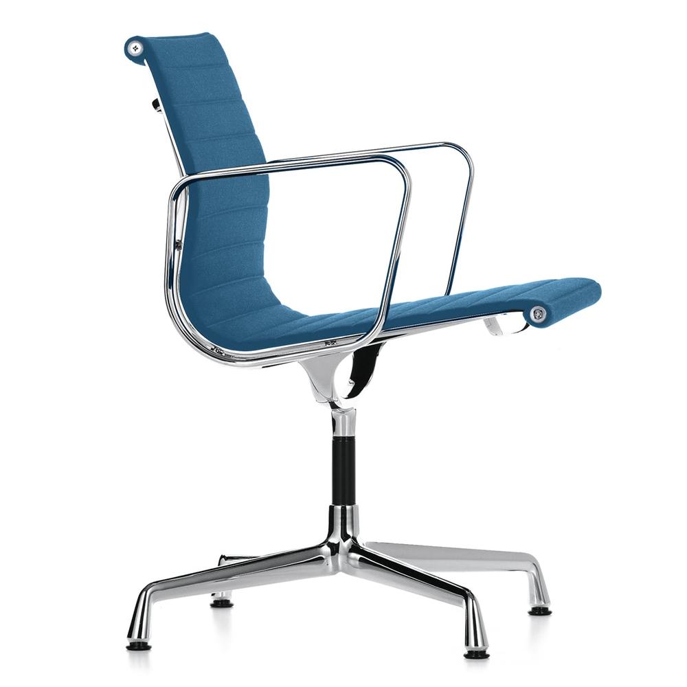 Designové židle/ konferenční židle Aluminium Group EA 107/ EA 108