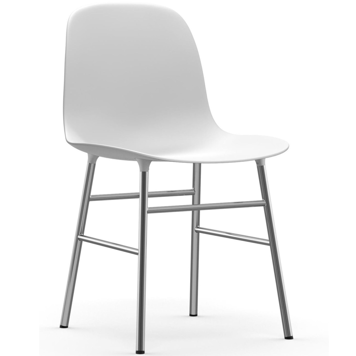 Designové židle Form Chair Steel