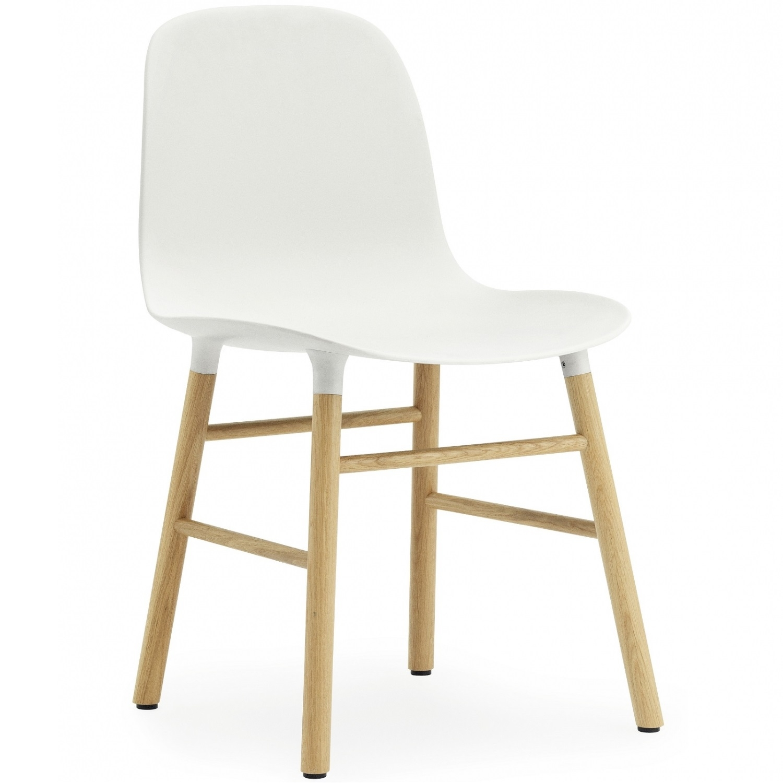 Designové židle Form Chair Wood