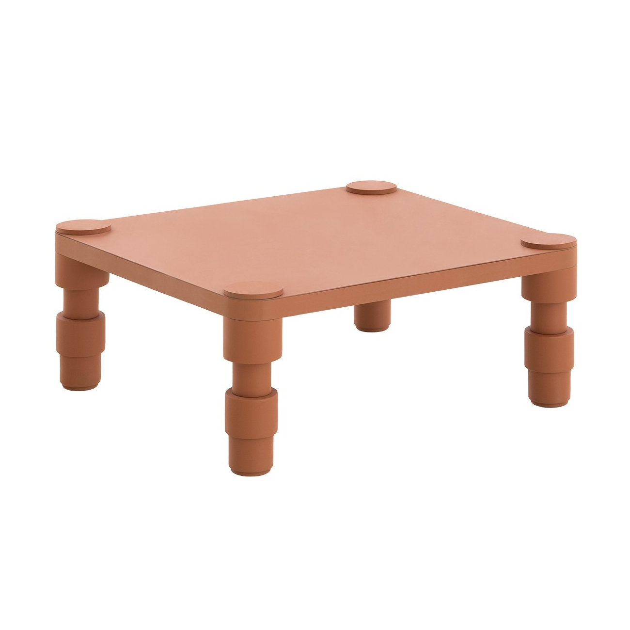 Garden Layers Side Table Terracotta
