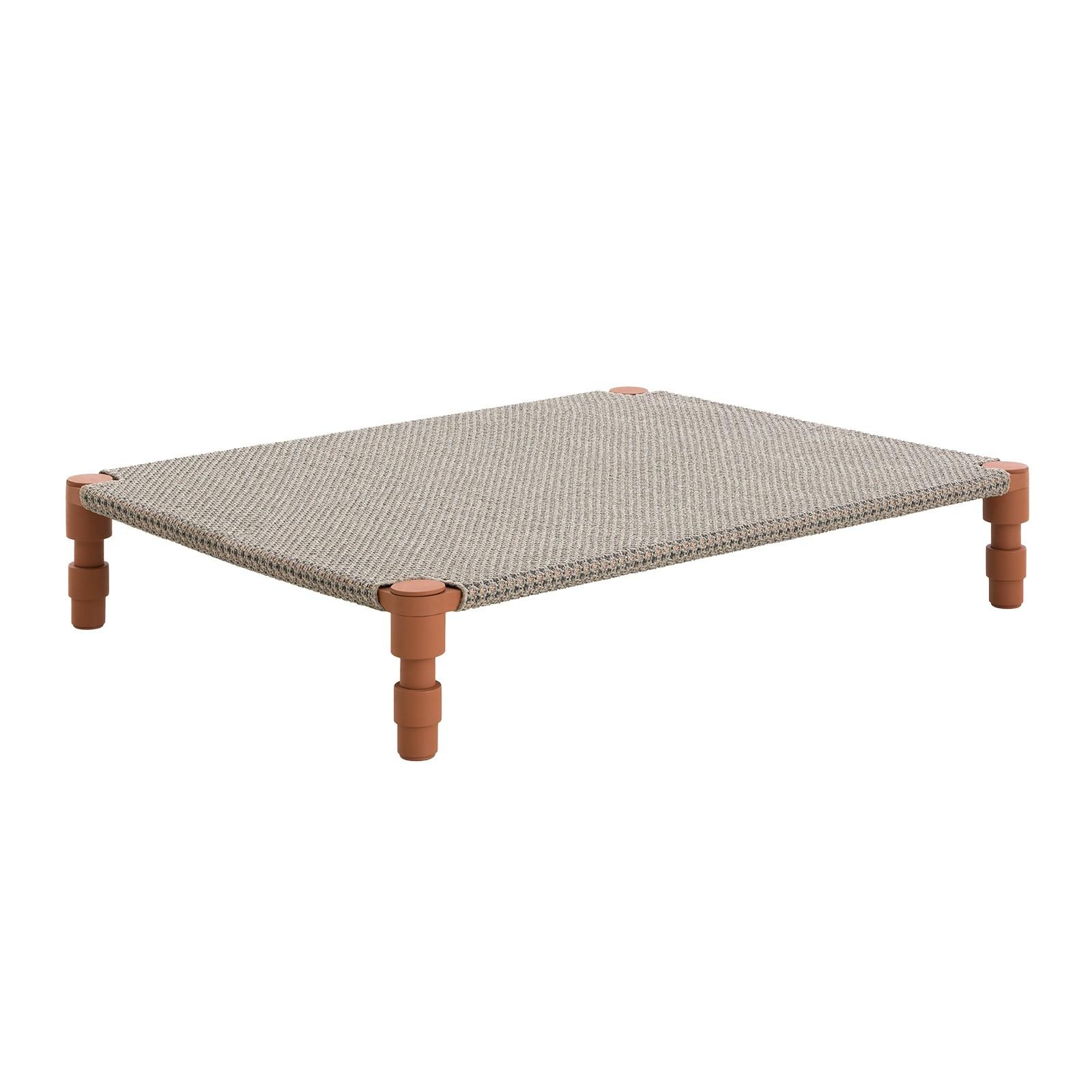 Designové zahradní sedačky Garden Layers Indian Bed Terracotta