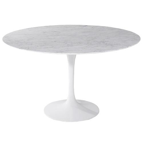 Designové jídelní stoly Tulip Table kulaté
