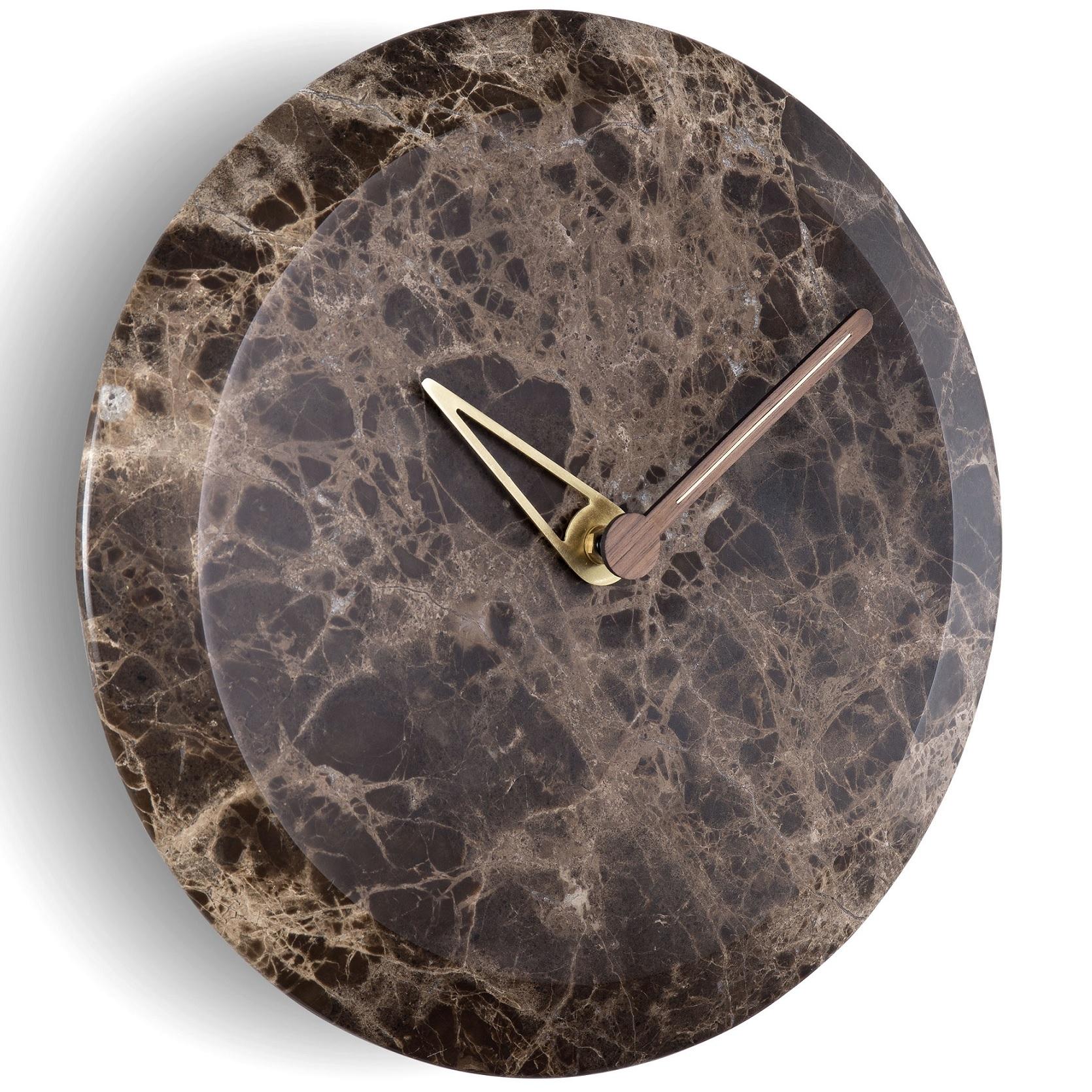 Designové nástěnné hodiny Bari