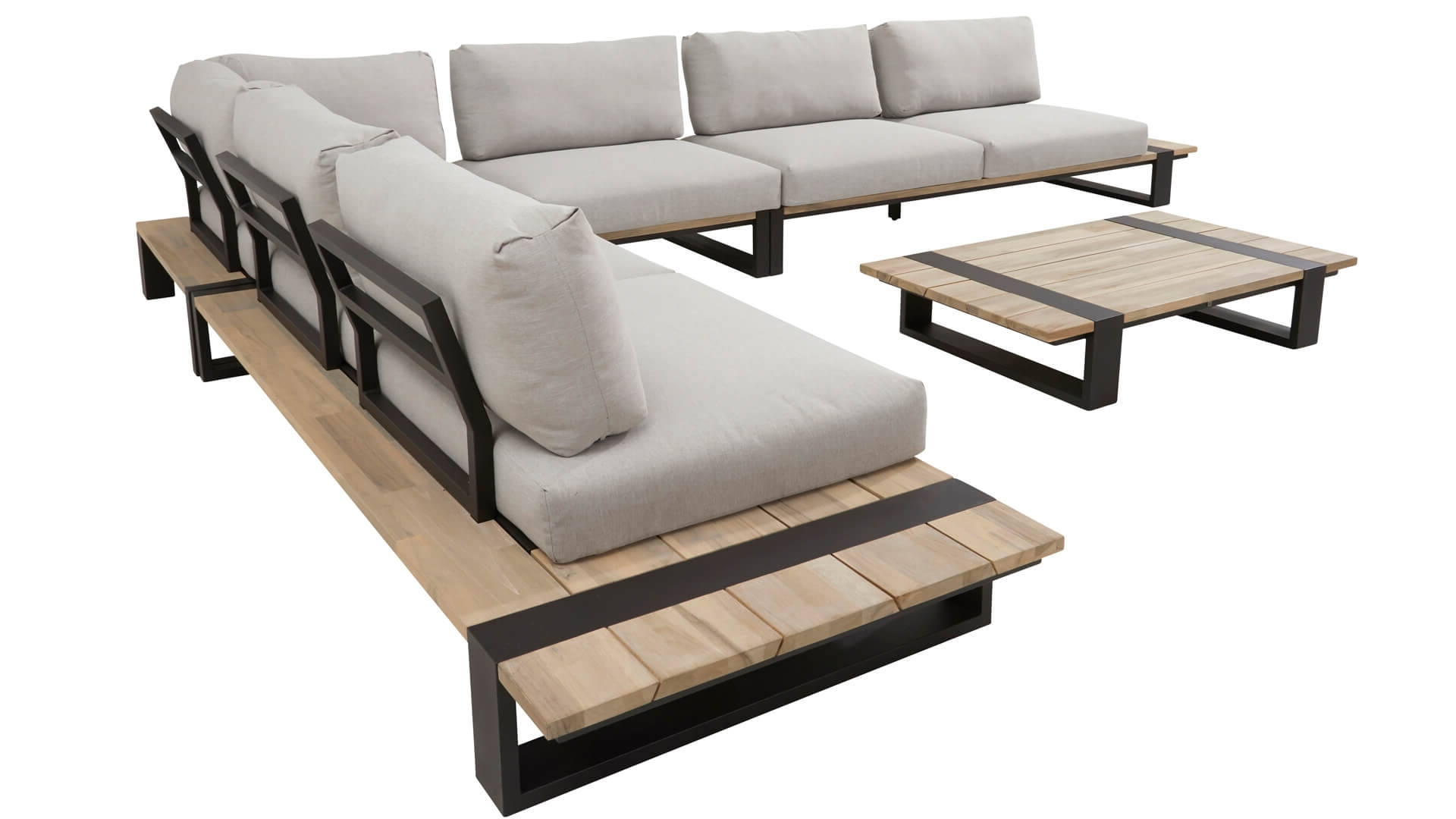 Designové zahradní sedačky Duke Sofa
