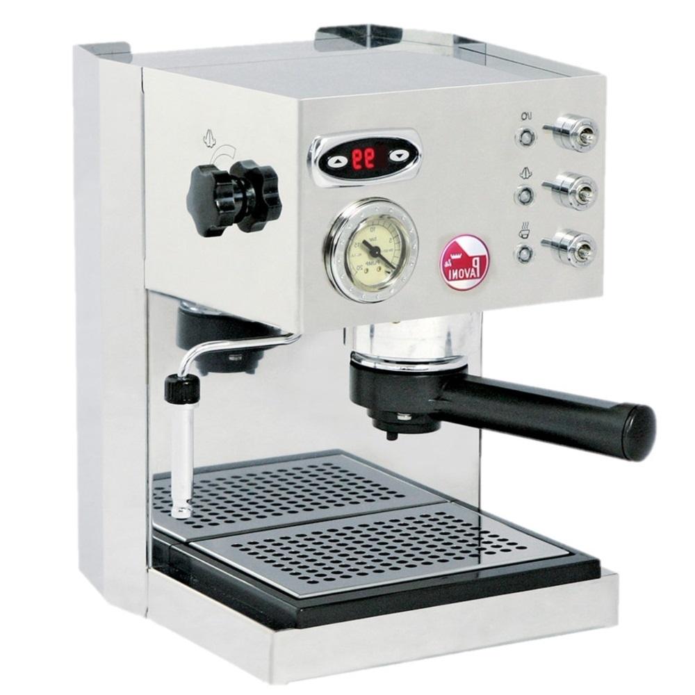 Designové kávovary Dolce Espresso