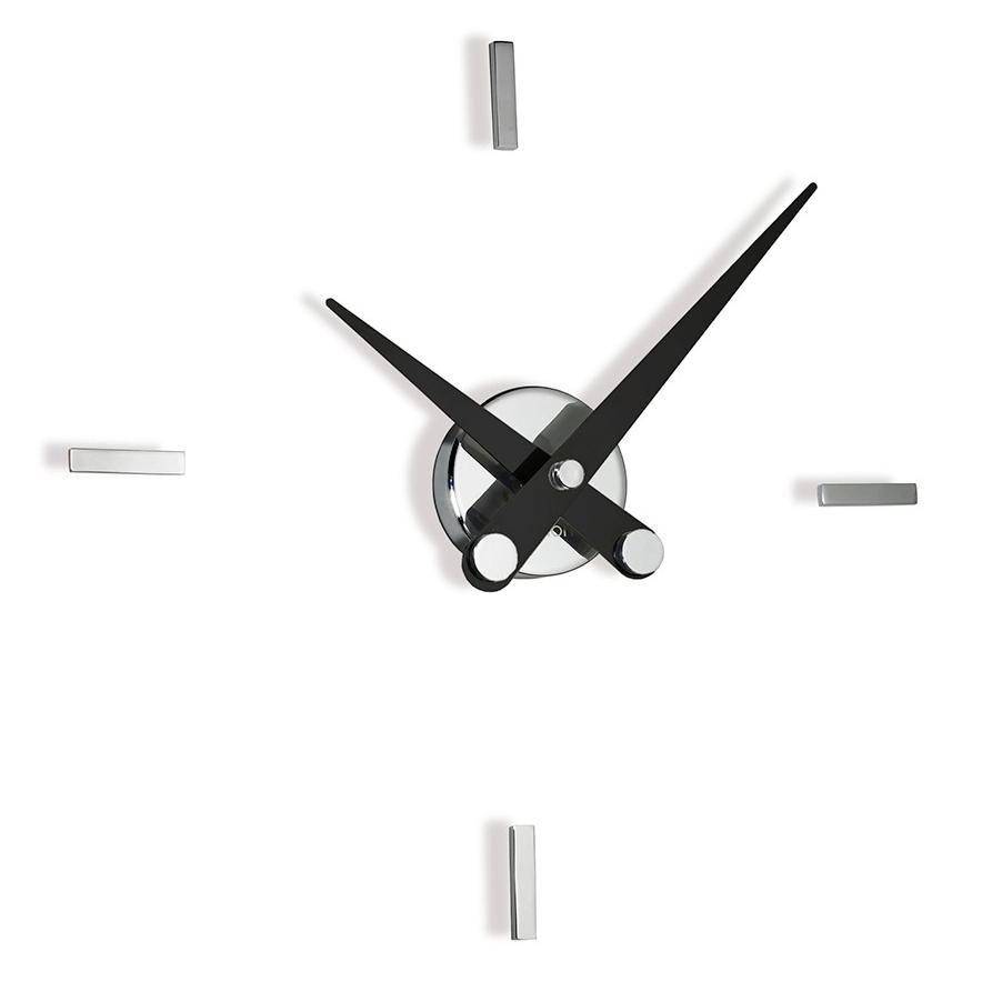 Designové nástěnné hodiny Puntos Suspensivos