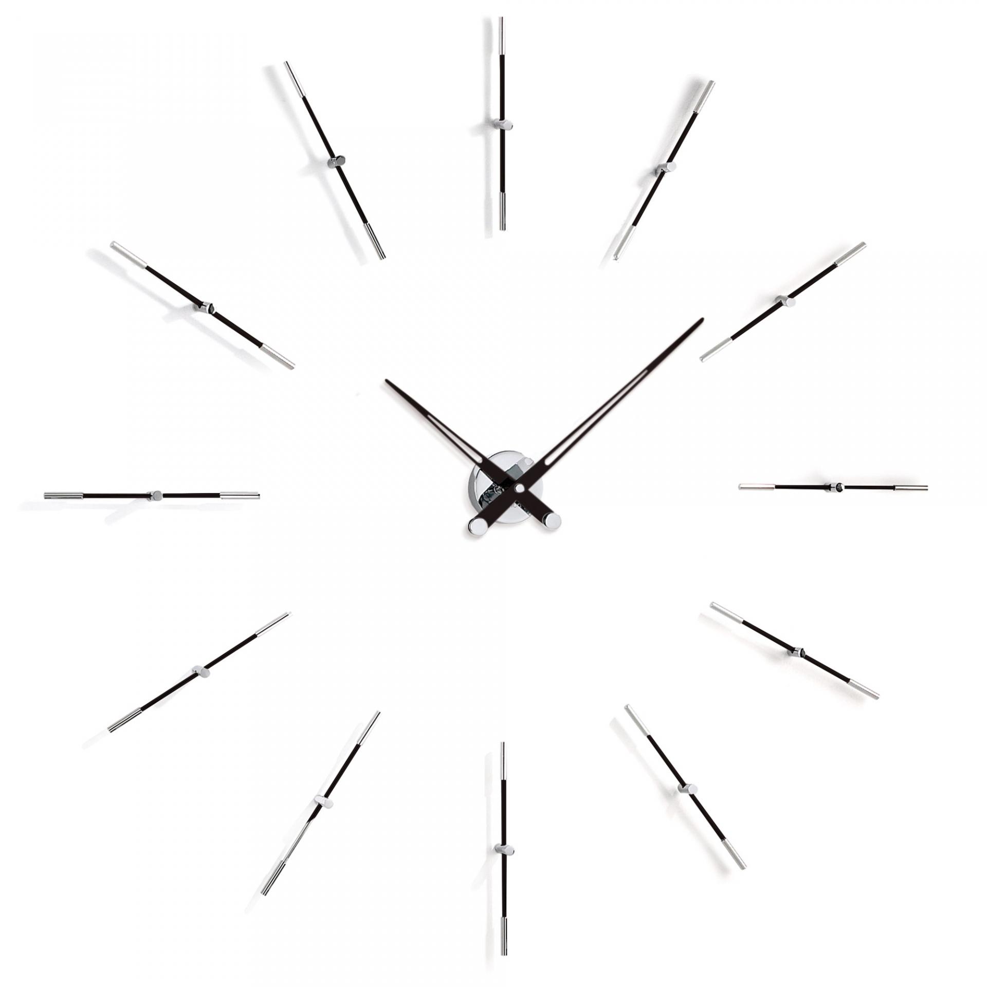 Designové nástěnné hodiny Merlin