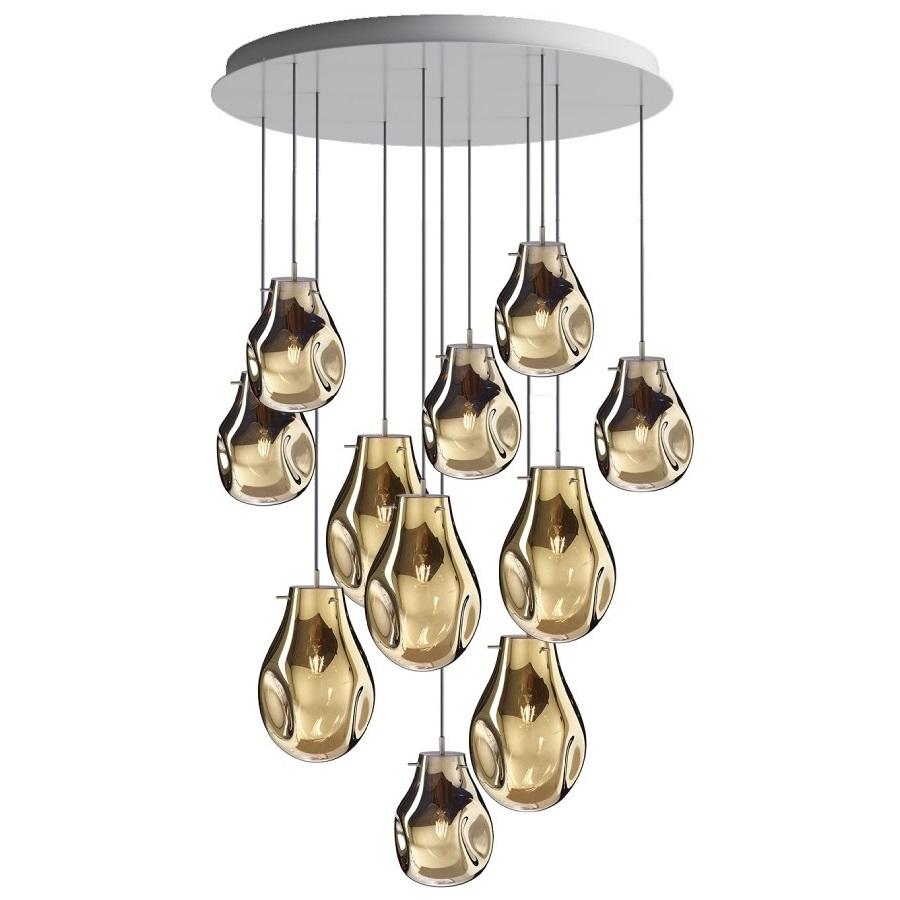 Designová závěsná svítidla Soap Chandelier Round