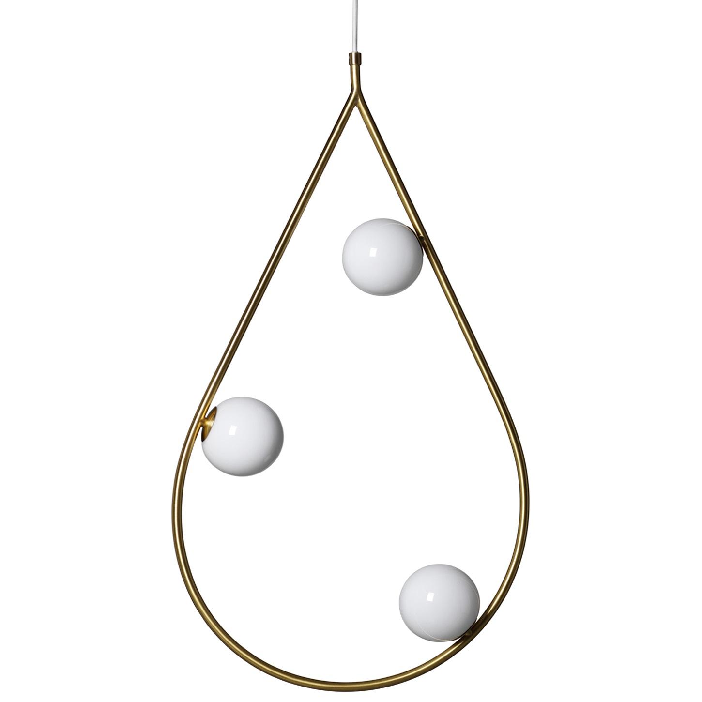 Designová závěsná svítidla Pearls