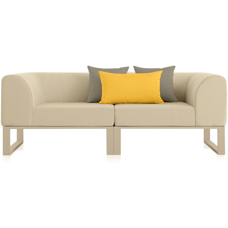 Designové zahradní sedačky Ploid Sofa