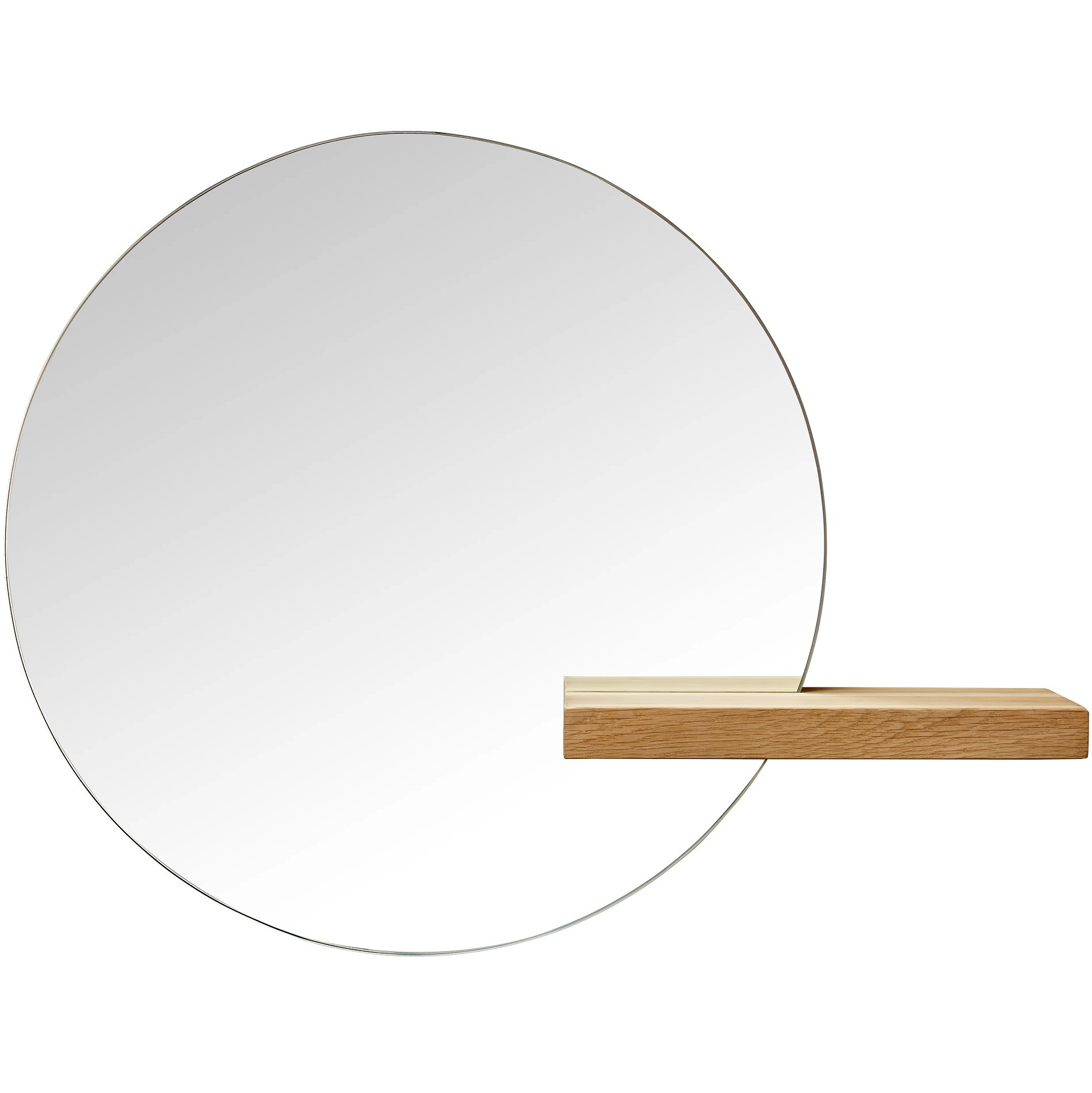 Designová zrcadla Shift Mirror Round