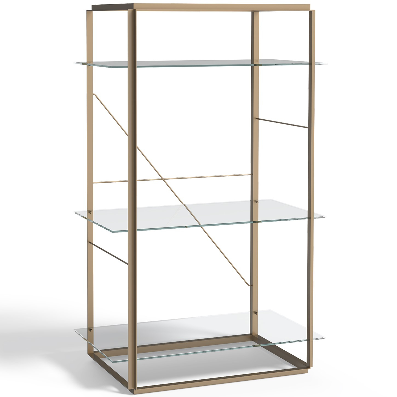 Designové regály Florence Shelf